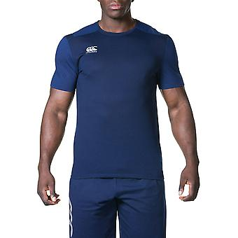 Canterbury Mens Pro Dry Active Reflective Athletic T-Shirt