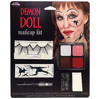 Kit de maquillage de poupée démon