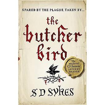 Der Metzger-Vogel von S. D. Sykes - 9781444785821 Buch