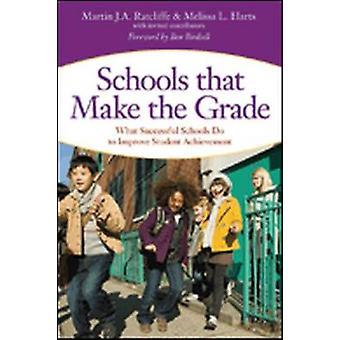 Scholen die de rang maken - wat succesvolle scholen doen ter verbetering van de St