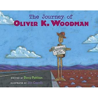 Podróż z Oliver K. Woodman