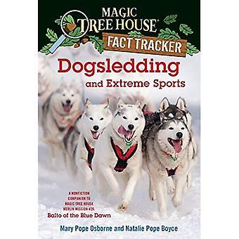 Maison de l'arbre magique fait Tracker #34: Traîneau à chiens et les Sports extrêmes: un compagnon de documentaires à la maison de l'arbre magique...
