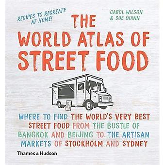 El Atlas Mundial de la comida en la calle