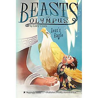 Van Zeus Eagle (beesten van Olympus)