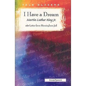 Eu tenho uma sonho/carta da prisão de Birmingham (conto Blazers: ensaio/discurso)