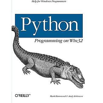 Python programmation Win32: Aide pour les programmeurs Windows