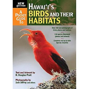 A Pocket Guide to Hawaii's vogels