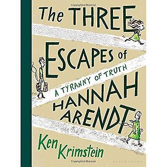 Hannah Arendt kolme karkaa