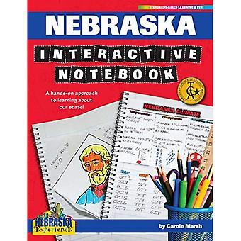 Nebraska Interactive Notebook: Une approche pratique à l'apprentissage de notre état! (Expérience de Nebraska)