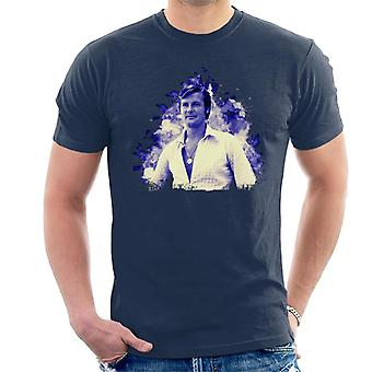 TV Times Roger Moore In The Persuaders Men's T-Shirt