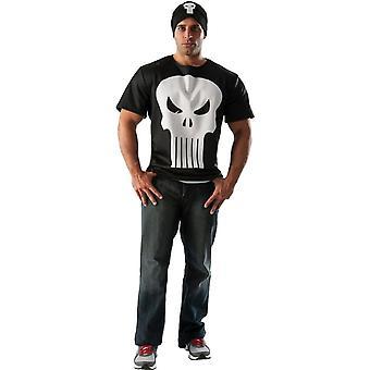 Marvel Punisher Adult Costume