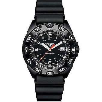 Traser H3 tornado Pro mens watch 105477 stainless steel PVD