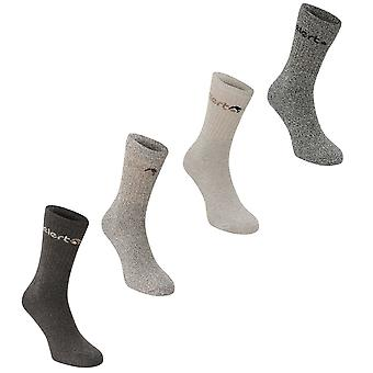 Gelert Mens Walking boot Sock 4 Pack