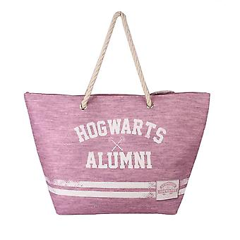 Harry Potter Zweinstein alumni Beach Bag
