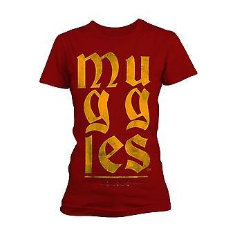 Women's Harry Potter Muggles T-Shirt