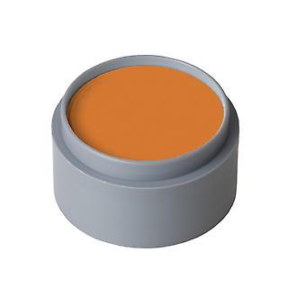 Make-up en wimpers Water make-up zuiver oranje