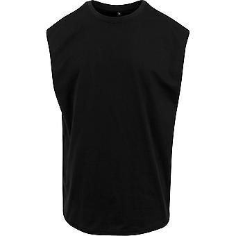 Cotton Addict Mens Cotton Jersey Sleeveless Vest Top T Shirt