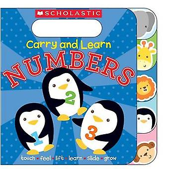 Carry and Learn Numbers by Scholastic - Sarah Ward - 9780545797900 Bo