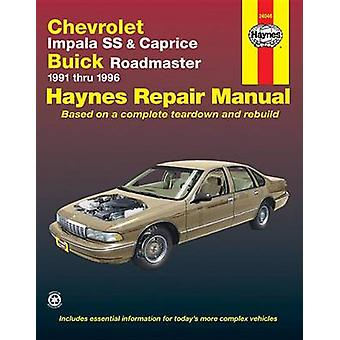 Chevrolet Impala SS and Caprice - Buick Roadmaster (1991-96) Automoti