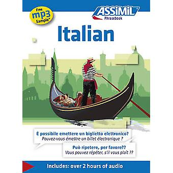 Italian Phrasebook - 9782700506440 Book