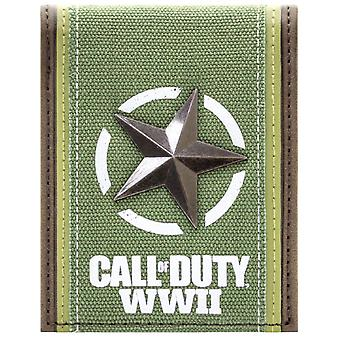 Call of Duty Freedom Star ID & carte Bi-Fold Wallet