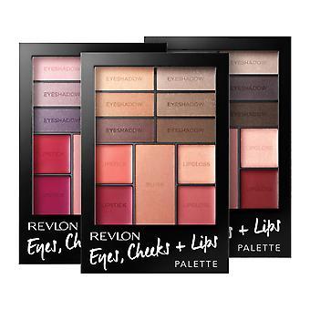 Revlon Eyes Cheeks + Lips Palette