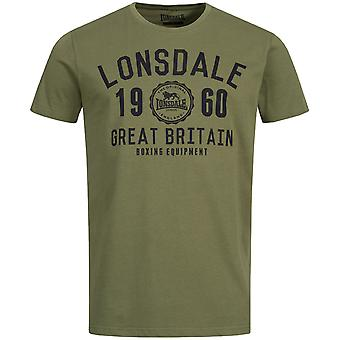 Lonsdale Men's T-Shirt Dolwen