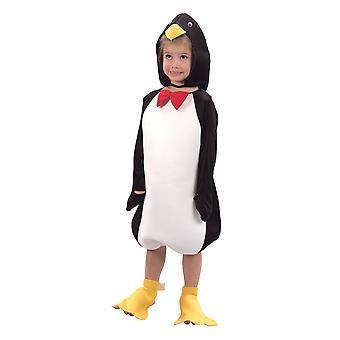 Bristol Novelty Childrens/Kids Comical Penguin Costume