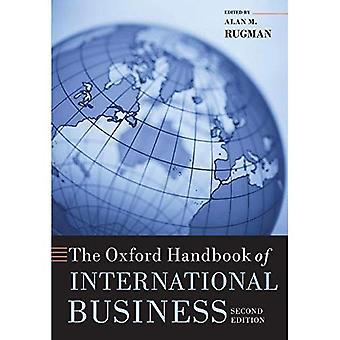 Oxfordin kansainvälisen liiketoiminnan käsikirja