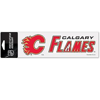 Wincraft Sticker 8x25cm - NHL Calgary Flames
