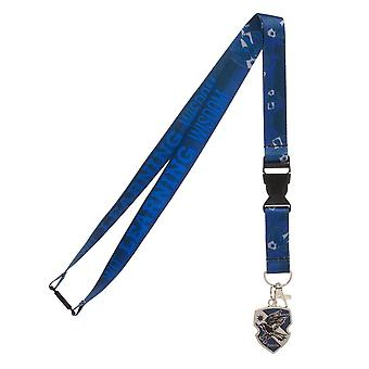 Lanyard - Harry Potter - Ravenclaw w/ ID Holder New la65lehpt