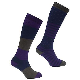 Requisite Women 2pk Rid Socks