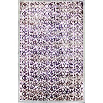 Pierre Cardin Design matto akryyli kerma/violetti