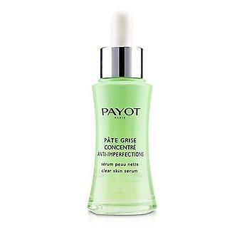 Payot Pate grise Concentrà © anti-imperfecties-Clear Skin serum 30ml/1oz