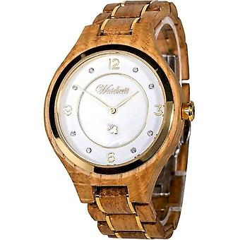 Ladies Watch Waidzeit Barrique Champagne Wine Princess - YC03