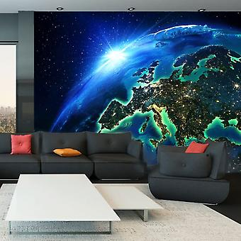 Artgeist Wallpaper The Blue Planet (Decoration , Wall murals , Wall murals standard)