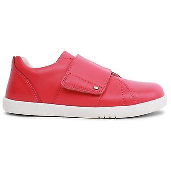 Bobux Kid+ Girls Boston Shoes Watermelon