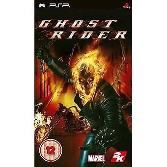 Ghost Rider (PSP)-nytt
