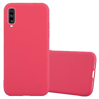 Cadorabo Case for Samsung Galaxy A70 Case Cover - Mobile Phone Case made of flexible TPU silicone - Silicone Case Protective Case Ultra Slim Soft Back Cover Case Bumper
