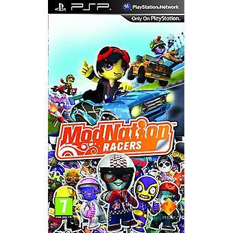 ModNation Racers (Sony PSP)-nieuw