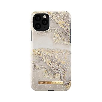 iDeal Of Sweden iPhone 11 Pro Shell-Sparkle Greige Marble