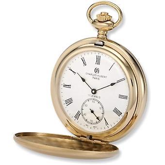 Charles-Hubert Clock Woman Ref. 3908-GR