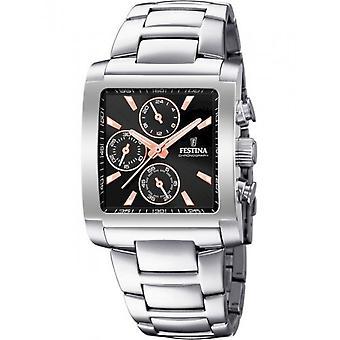 Festina Miesten Watch F20423/4 chronographs