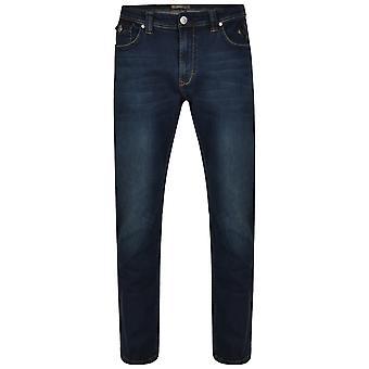 Kam Jeanswear Mens Vincent Tall Fit Stretch Jeans