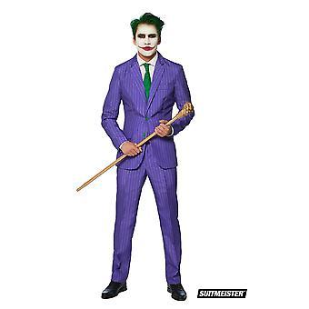 De Joker van Batman SuitMaster Slimline Economy 3-delig