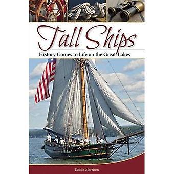 Tall Ships: Historia kommer till liv på de stora sjöarna