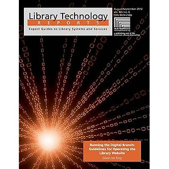 Running the Digital Branch - Guidelines for Operating the Library Webs
