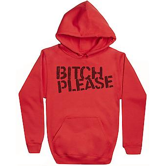 Bitch Please - Damen Hoodie