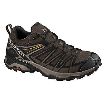 Salomon Mens X Ultra 3 Prime Walking Schuhe Trainer Sneakers Sneakers