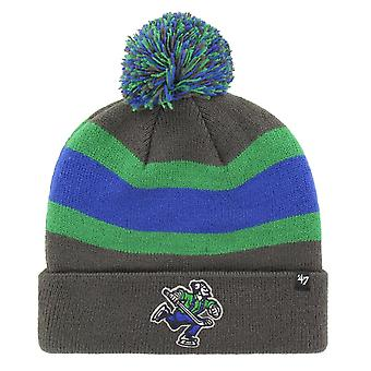 47 Marka Knit Winter Hat - BREAKAWAY Vancouver Canucks